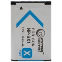 Аккумулятор Sony NP-BX1 - ExtraDigital (BDS2648)