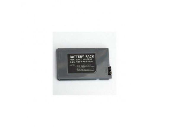 Аккумулятор Sony NP-FA50 - ExtraDigital (DV00DV1064)