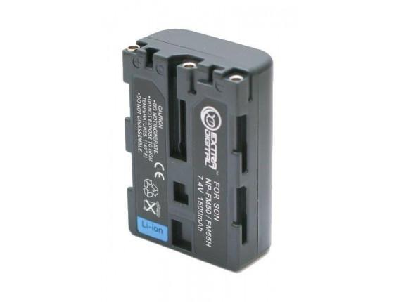 Аккумулятор Sony NP-FM50, QM51, FM55H - ExtraDigital (BDS2663)