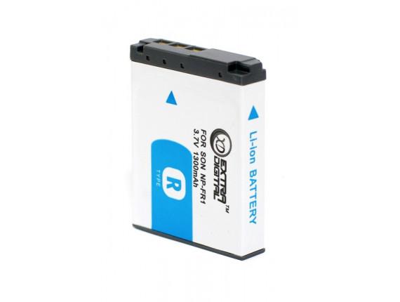 Аккумулятор Sony NP-FR1 - ExtraDigital (DV00DV1021)