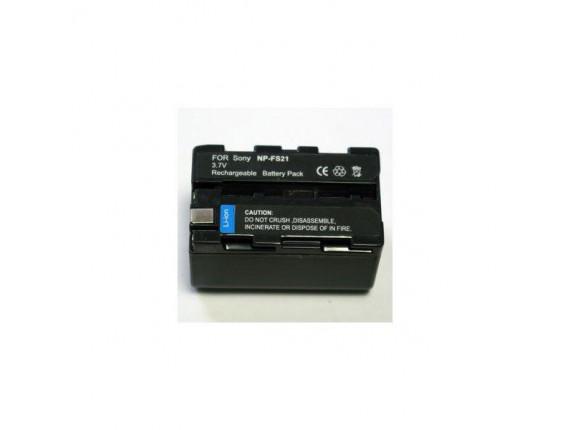 Аккумулятор Sony NP-FS21 - ExtraDigital (DV00DV1024)