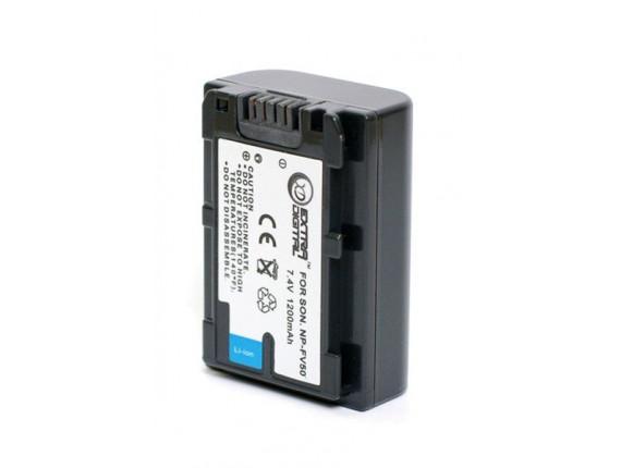 Аккумулятор Sony NP-FV50 - ExtraDigital (BDS2676)