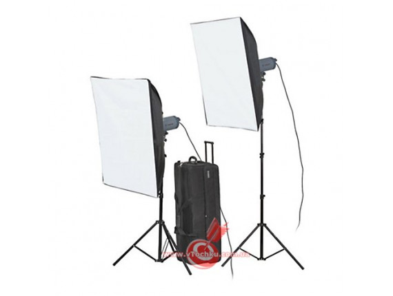 Набор студийного света Arsenal ARS-300/VC Softbox KIT