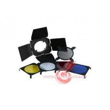 Рефлектор Arsenal BD-100 набор: шторки,соты,фильтры (SS)