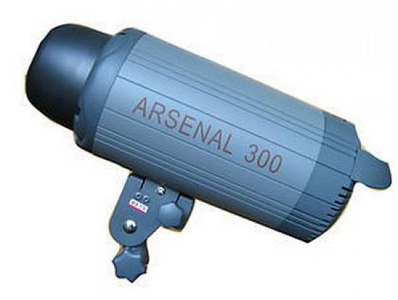 Студийная вспышка Arsenal ARS-300 / VC