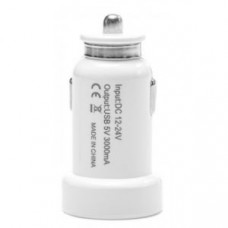 Автомобильное З/У PowerPlant 2 x USB, 3A (DV00DV5015)