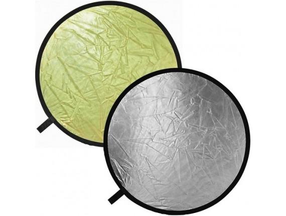 Отражатель BOWENS REFLECTOR DISC (81cm) GOLD/SILVER (BW-3225)