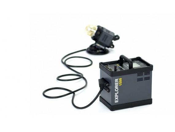 Батарейный генератор BOWENS EXPLORER 1500 с 1-й генераторной головой (BW-7730)