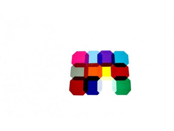 Набор 12 цветных фильтров BOWENS GEL FILTER SET для MAXILITE GEL FILTER HOLDER (BW-2364)