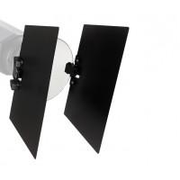 Шторки BOWENS PAIR OF CLIP-ON BARNDOORS для рефлекторов BW-1886, BW-1887, BW-1863/65 (BW-1869)