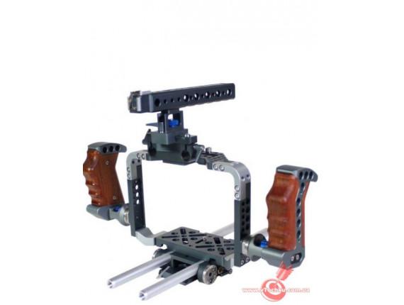 Клетка-кэйдж Camera Cage C4 для Blackmagic Cinema Camera