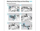 Кистевой ремень AccPro for Canon E1 Hand Strap