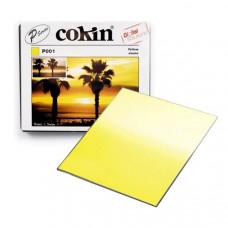 Квадратный фильтр Cokin P 001 Yellow