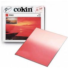 Квадратный фильтр Cokin P 003 Red
