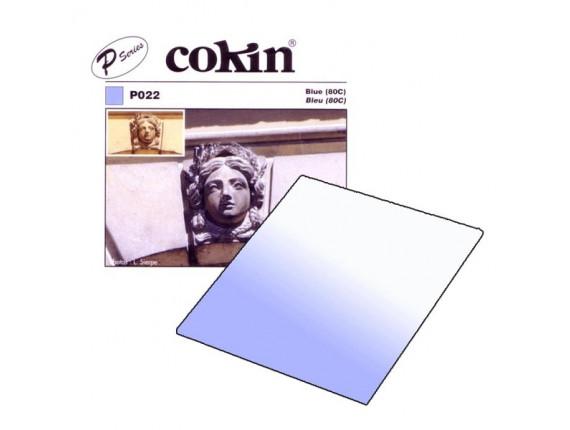 Квадратный фильтр Cokin P 022 Blue (80C)