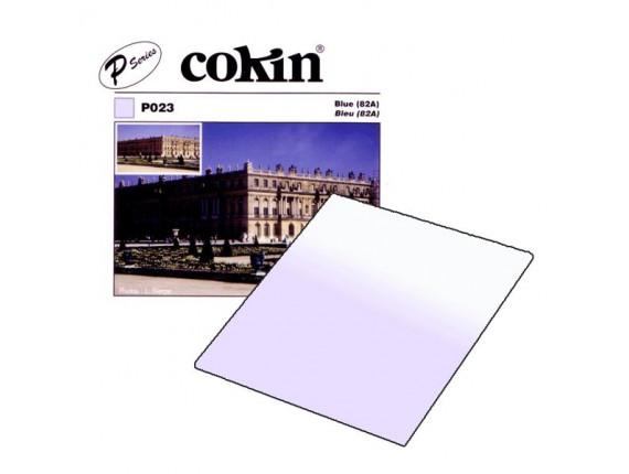 Квадратный фильтр Cokin P 023 Blue (82A)