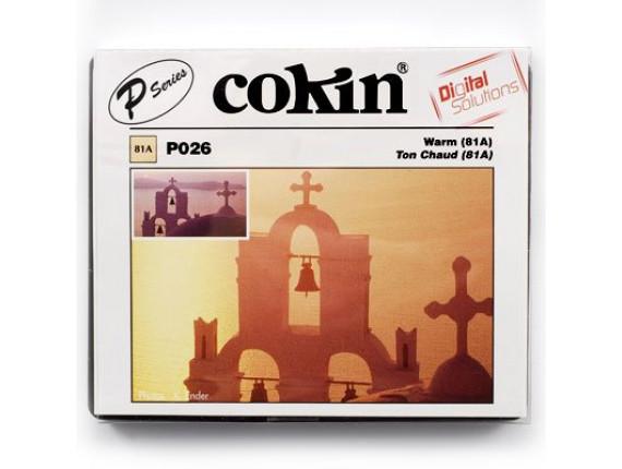 Квадратный фильтр Cokin P 026 Warm (81A)
