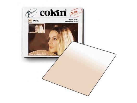 Квадратный фильтр Cokin P 027 Warm (81B)