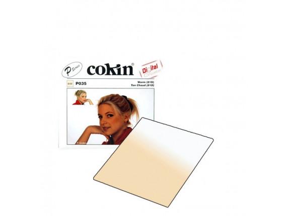 Квадратный фильтр Cokin P 035 Warm (81D)