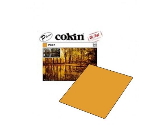 Квадратный фильтр Cokin P 047 Gold