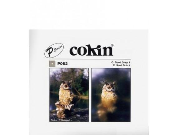 Квадратный фильтр Cokin P 062 C.Spot Grey 1