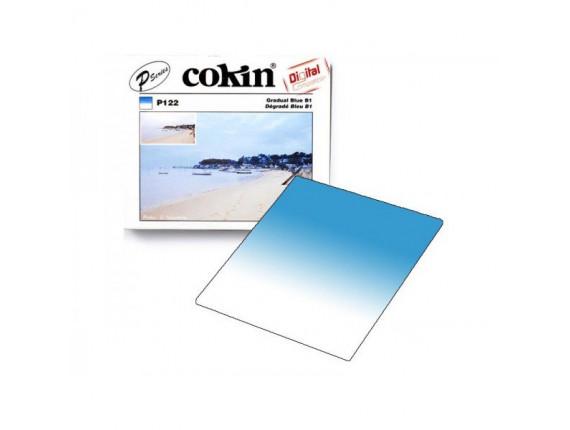 Квадратный фильтр Cokin P 122 Gradual Blue B1