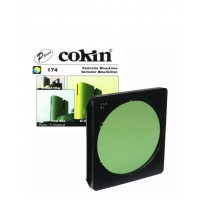 Квадратный фильтр Cokin P 174 Varicolor Blue/Lime