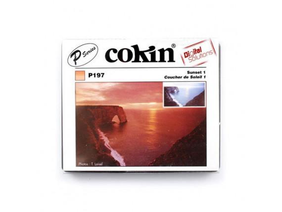 Квадратный фильтр Cokin P 197 Sunset 1