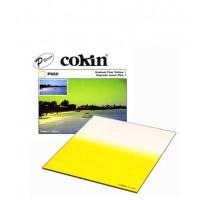 Квадратный фильтр Cokin P 660 Gradual Fluo Yellow 1