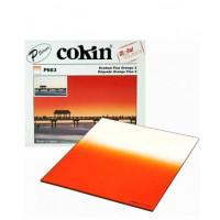 Квадратный фильтр Cokin P 663 Gradual Fluo 0range 2