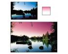 Квадратный фильтр Cokin P 670 Gradual Fluo Pink 1