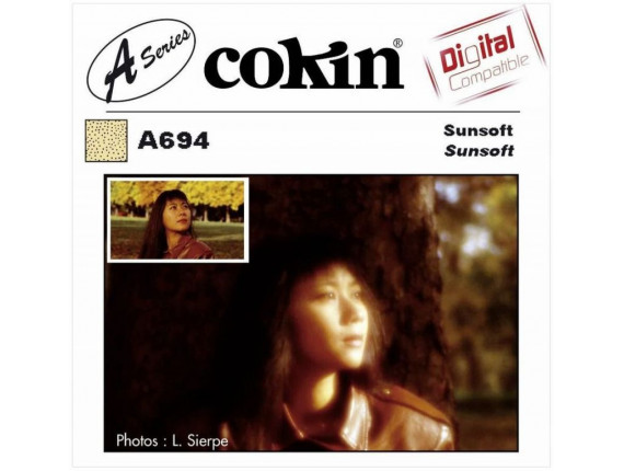 Квадратный фильтр Cokin P 694 Sunsoft