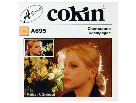 Квадратный фильтр Cokin P 695 Champagne