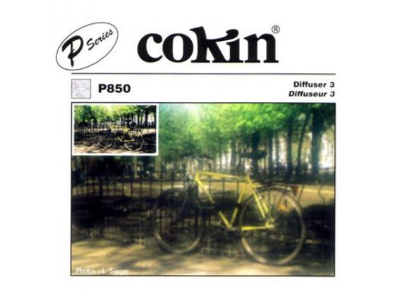 Квадратный фильтр Cokin P 850 Diffuser 3