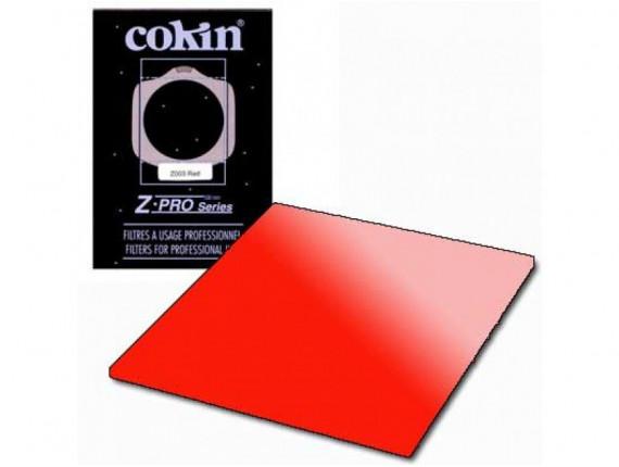 Квадратный фильтр Cokin Z 003 Red