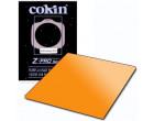 Квадратный фильтр Cokin Z 029 Orange (85A)
