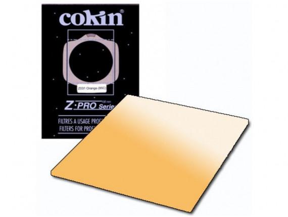 Квадратный фильтр Cokin Z 031 Orange (85C)
