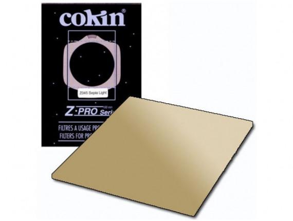 Квадратный фильтр Cokin Z 045 Sepialight