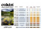 Квадратный фильтр Cokin Z 154 Neutral Grey ND8 (0.9)