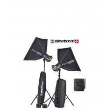 Набор студийного света Elinchrom BRX 500/500 (20758)