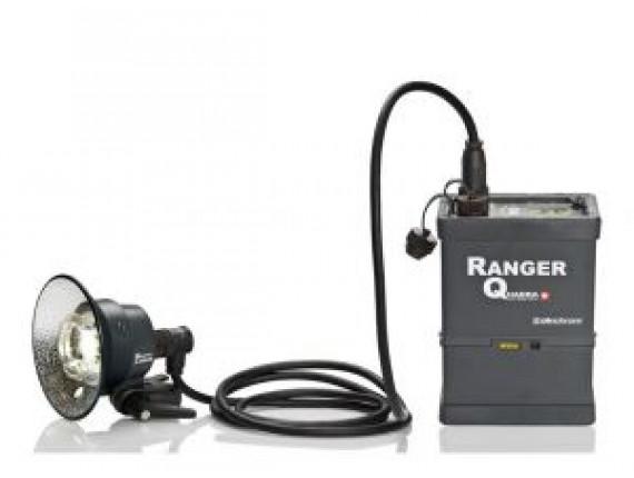 Батарейный генератор Elinchrom RANGER RX QUADRA AS + вспышка S Head комплект(10292)