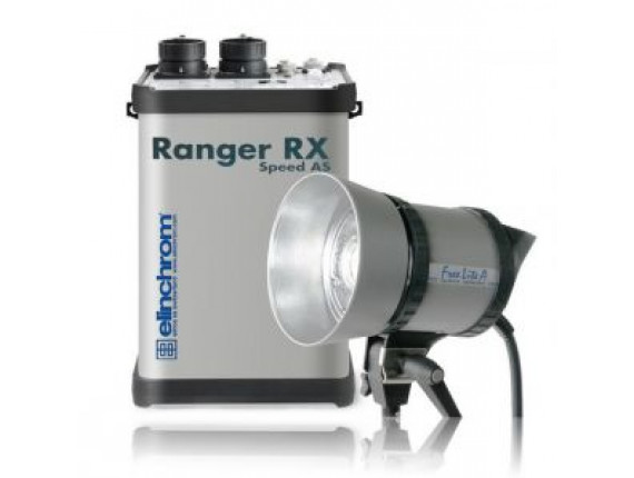 Батарейный генератор Elinchrom RANGER RX Speed AS + вспышка RANGER A комплект (10276)