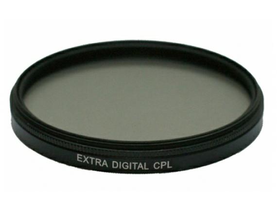 Светофильтр ExtraDigital CPL 77 мм (EDFCPL7700)
