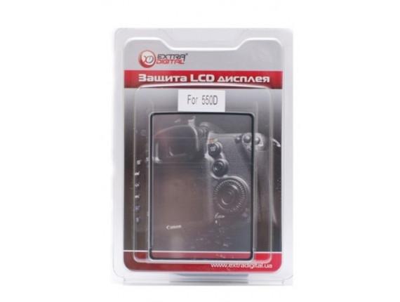 Защита экрана Extradigital Canon 550D (LCD00ED0004)