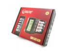 Зарядное устройство ExtraDigital BM110 (AAC2830) + 4шт AA 2500 mAh