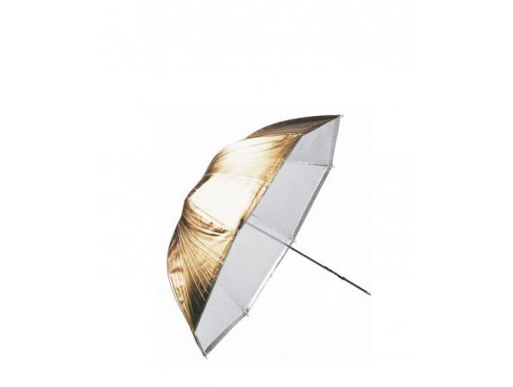Фотозонт Falcon Gold/Silver/Translacent 48 122см (URK-48TGS)