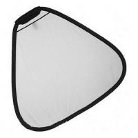 Отражатель треугольный Arsenal Silver/White (60 см)