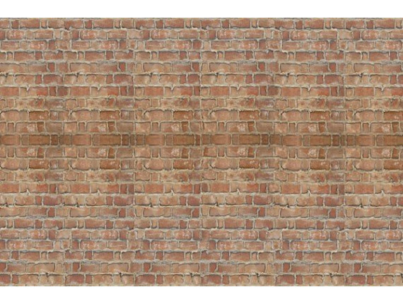 Фон виниловый Savage Floor Drops Aged Brick 1.52m x 2.13m