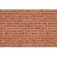 Фон виниловый Savage Floor Drops Red Brick 1.52m x 2.13m