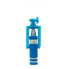 Монопод для селфи For-Selfie L-140 Mini blue